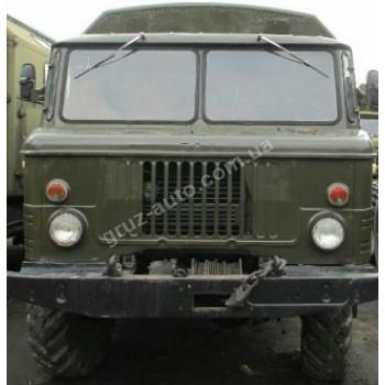 Автомобиль Газ 66 фургон, с лебедкой