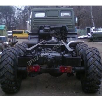 Автомобиль Камаз 4310 шасси