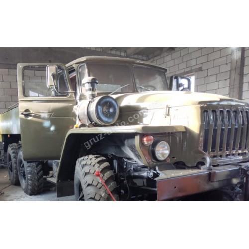 Автомобиль Урал 4320 цистерна