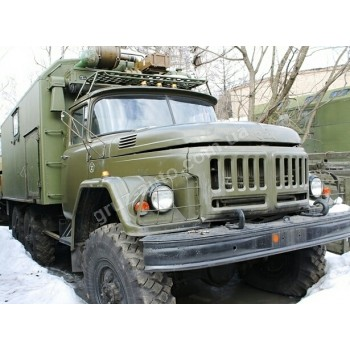 Автомобиль Зил 131 фургон, без лебедки