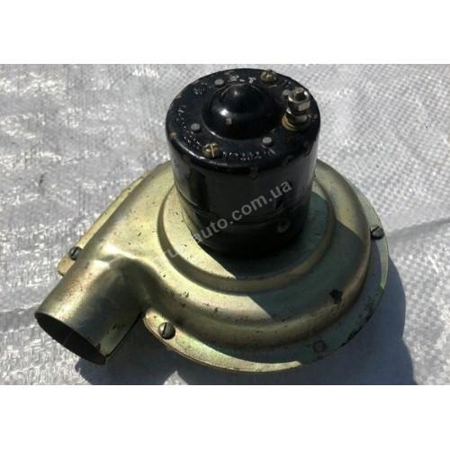 Моторчик, двигатель печки Газ 66, старого и нового образца, МЭ236-В-3730000