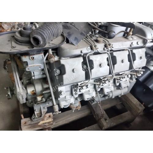 Двигатель 740, Камаз 4310 советский, 740.10-20, 740-1000450, 740-1000400, 740.1000400-20