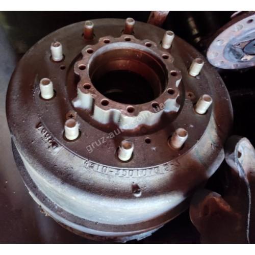 Тормозной барабан со ступицей Камаз 4310, 43103501070