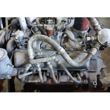 Двигатель Зил 131, Зил 130